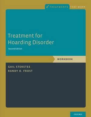 Treatment for Hoarding Disorder