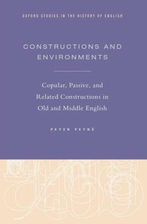 Constructions and Environments