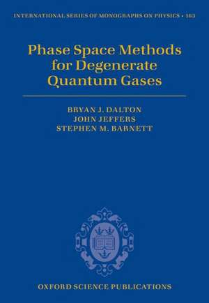 Phase Space Methods for Degenerate Quantum Gases