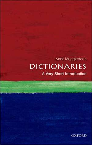 Dictionaries: A Very Short Introduction imagine