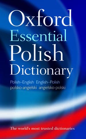 Oxford Essential Polish Dictionary