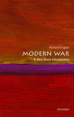 Modern War: A Very Short Introduction imagine