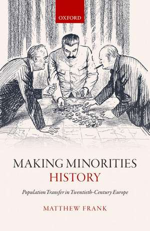 Making Minorities History