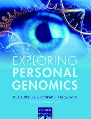 Exploring Personal Genomics de Joel T. Dudley
