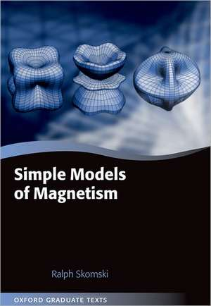 Simple Models of Magnetism