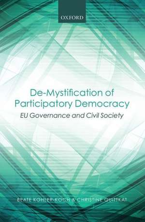 de-Mystification of Participatory Democracy