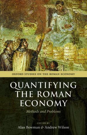 Quantifying the Roman Economy