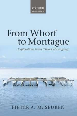 From Whorf to Montague