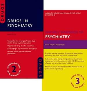 Oxford Handbook of Psychiatry/Drugs in Psychiatry