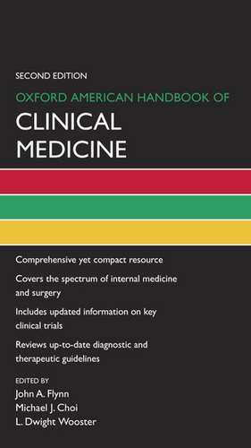 Oxford American Handbook of Clinical Medicine