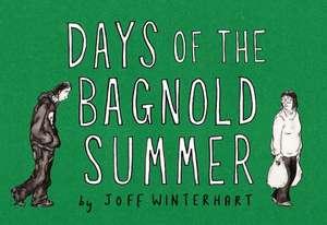 Days of the Bagnold Summer de Joff Winterhart
