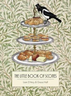The Little Book of Scones imagine