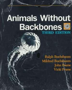 Animals Without Backbones imagine