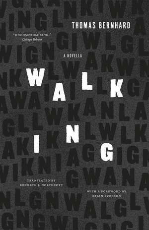Walking imagine