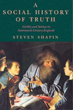 A Social History of Truth imagine
