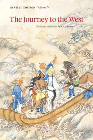 The Journey to the West, Revised Edition, Volume 4 imagine