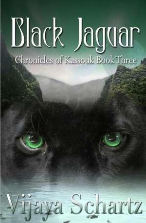 Black Jaguar de Vijaya Schartz