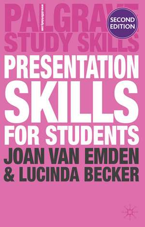 Presentation Skills for Students imagine