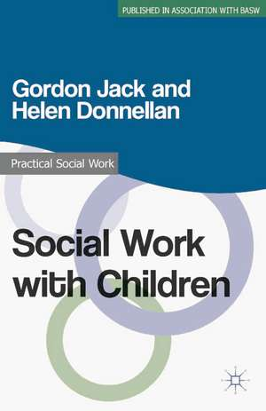 Social Work with Children imagine