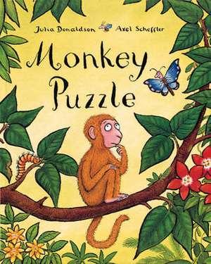 Monkey Puzzle de Julia Donaldson