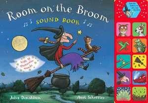 Donaldson, J: Room on the Broom Sound Book imagine