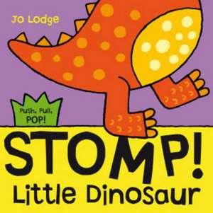 Stomp! Little Dinosaur imagine