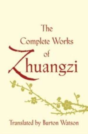 The Complete Works of Zhuangzi imagine