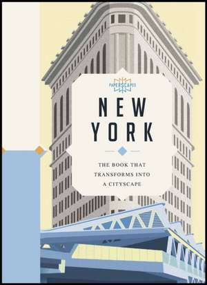 PAPERSCAPES NEW YORK