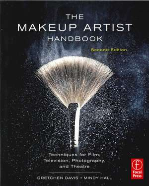 The Makeup Artist Handbook de Gretchen Davis