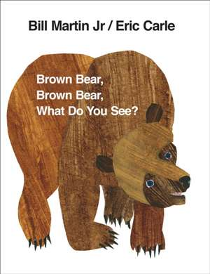 Brown Bear, Brown Bear, What Do You See? imagine