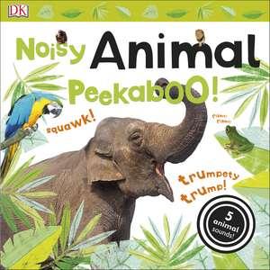 Noisy Animal Peekaboo! imagine