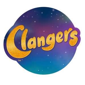 Clangers, Playtime Sticker Activity Book
