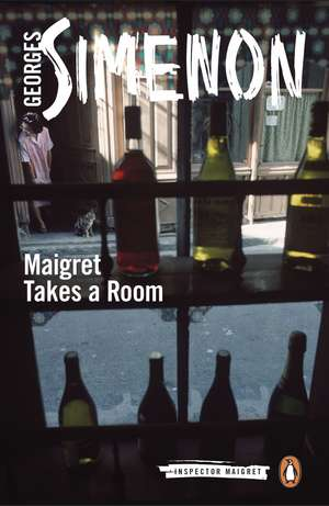 Maigret Takes a Room: Inspector Maigret #37 de Georges Simenon