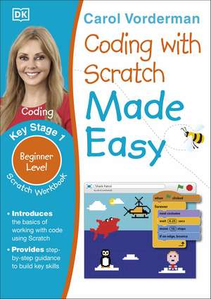 Coding with Scratch Made Easy, Ages 5-9 (Key Stage 1) imagine