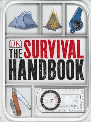 The Survival Handbook de DK