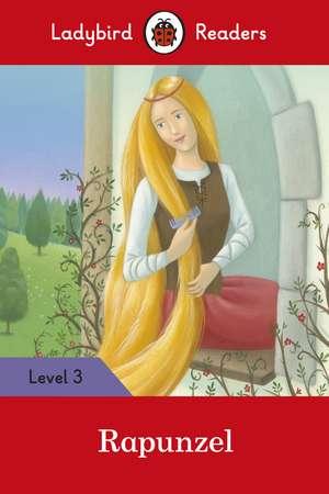 Rapunzel - Ladybird Readers Level 3