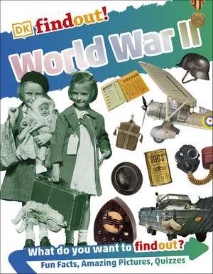 DKfindout! World War II imagine