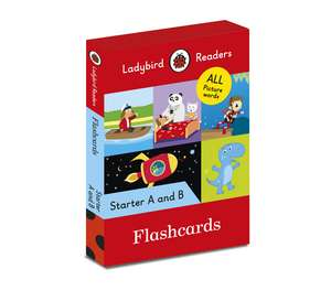 Ladybird Readers Starter Level Flashcards de Ladybird