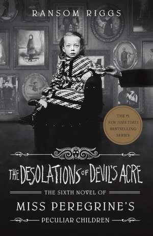 The Desolations of Devil's Acre imagine