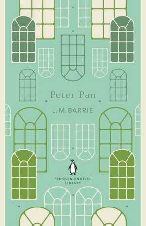 Peter Pan de J. M. Barrie