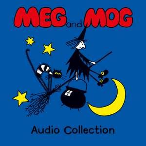Meg and Mog Audio Collection de Helen Nicoll