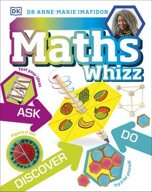 How to be a Maths Whizz imagine