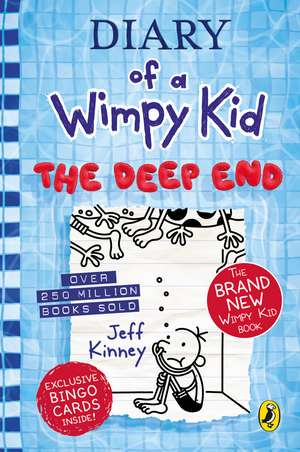 Diary of a Wimpy Kid: The Deep End (Book 15) imagine