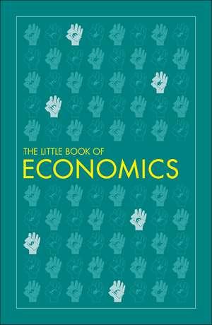 The Little Book of Economics de DK
