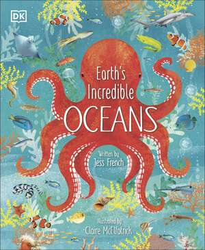 Earth's Incredible Oceans imagine