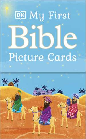 My First Bible Picture Cards imagine