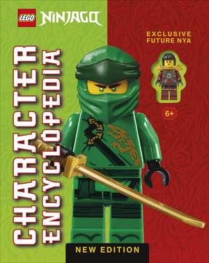 LEGO Ninjago Character Encyclopedia New Edition imagine