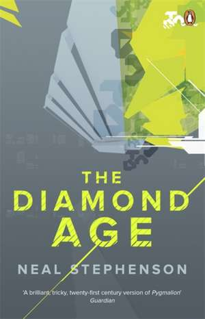 The Diamond Age de Neal Stephenson