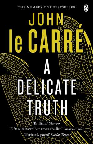 A Delicate Truth pdf