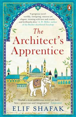 The Architect's Apprentice de Elif Shafak
